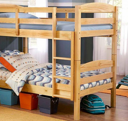 Детская двухъярусная кровать Second Floor 1