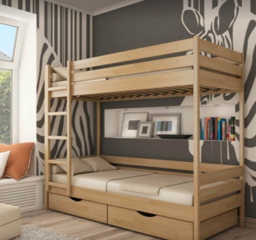 Детская двухъярусная кровать Second Floor 2