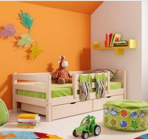 Детская кровать Simple 3