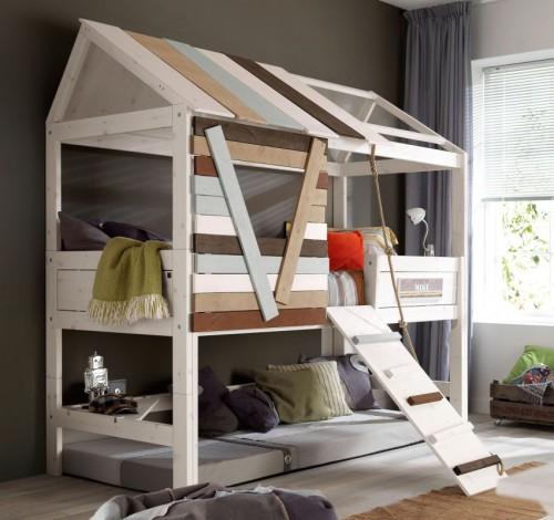 Детская двухъярусная кровать Loft 2