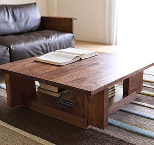 Кофейный столик 800х800х450мм