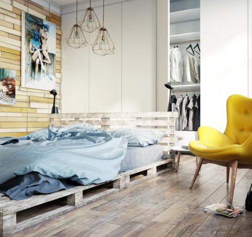 Кровать поддон