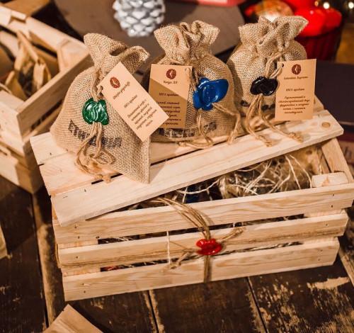Ящик-обрешетка деревянный с крышкой