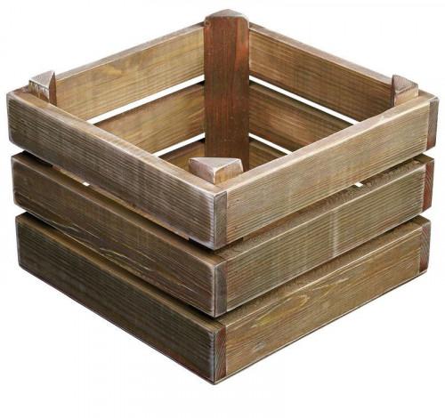 Ящик-обрешетка декоративный