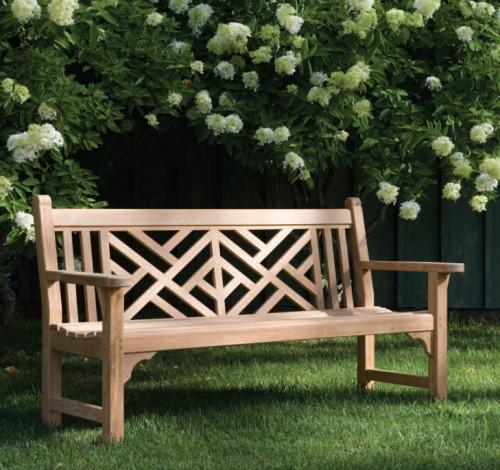 Скамейка садовая 1500мм